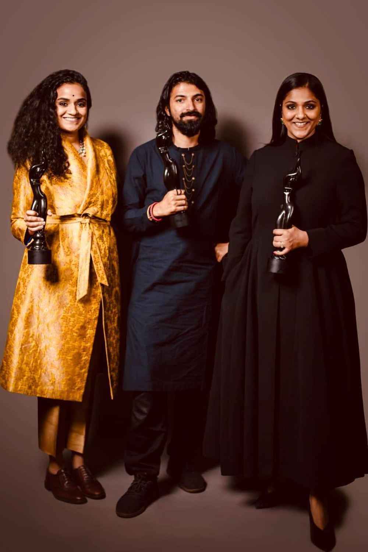 Keerthy Suresh Mahanati Wins 4 Filmfare Awards