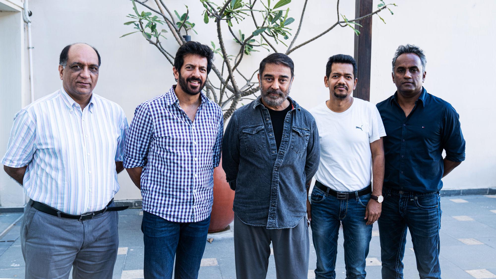 Kamal Haasan Raajkamal Films International to present the 83 Movie Tamil Version