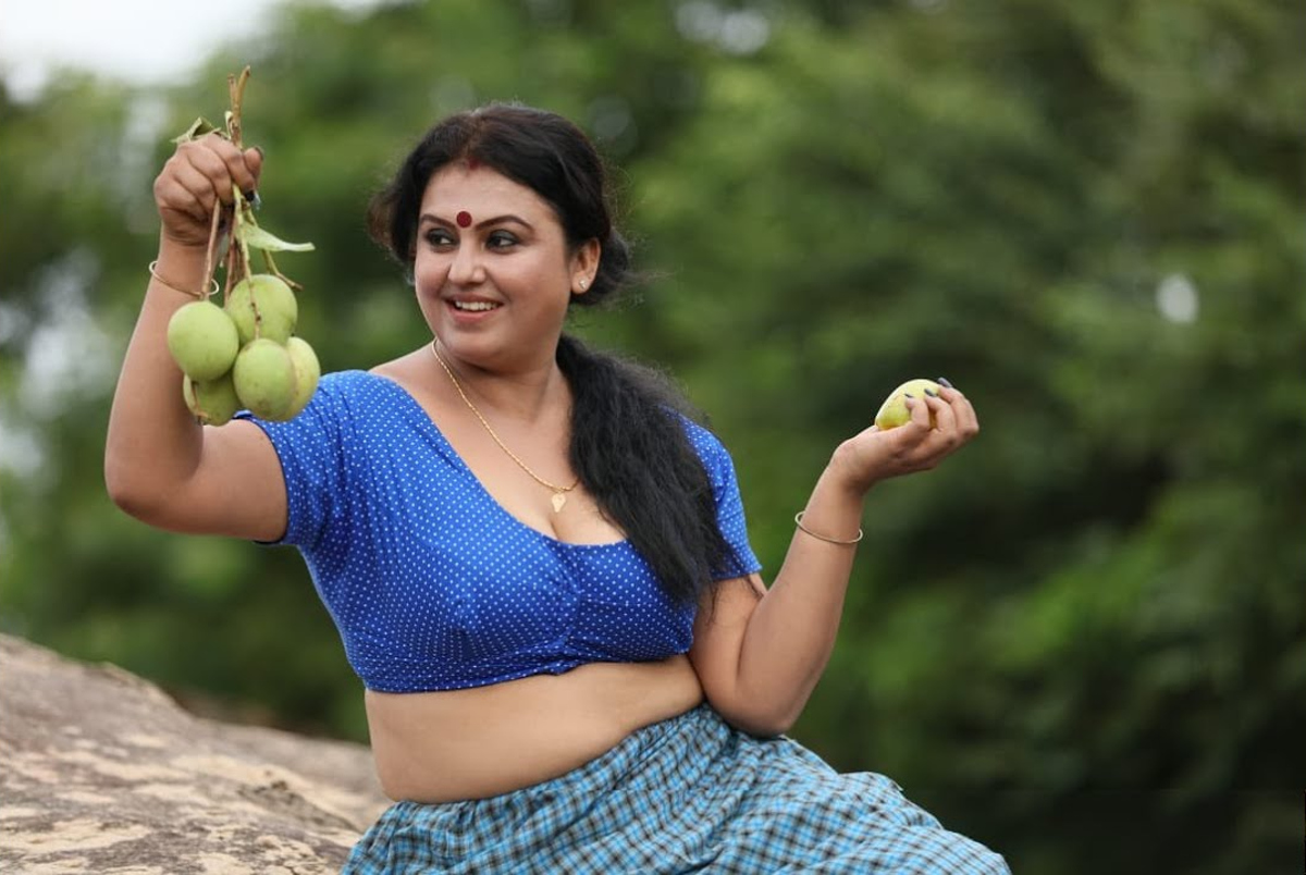 Pachamanga Movie Actress Sona Stills
