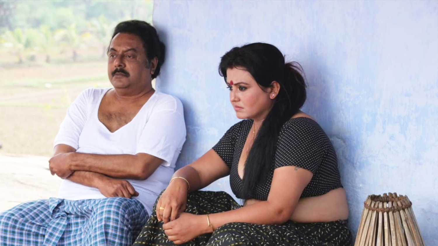 Prathap Pothan, Sona in Pachamanga Malayalam Movie Stills HD