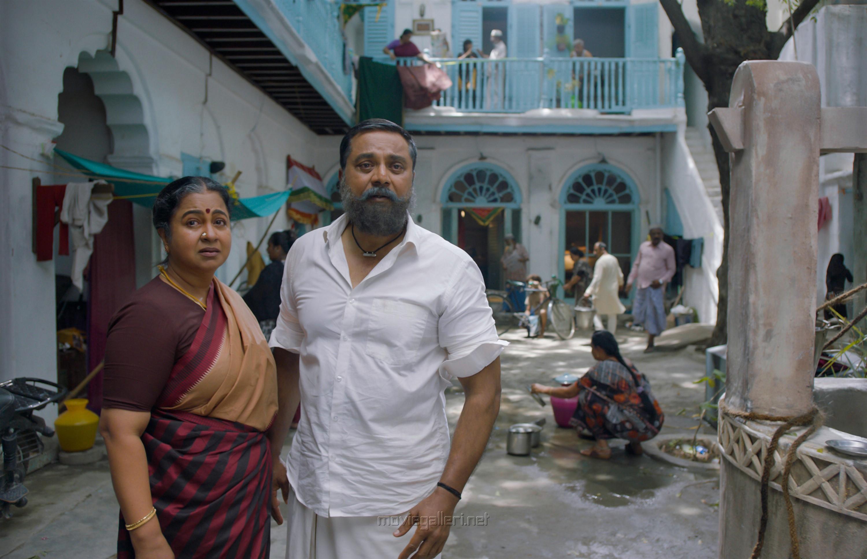 Radhika Sarathkumar Vaanam Kottattum Movie Stills HD