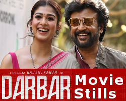 Rajinikanth Nayanthara Darbar Movie Images HD