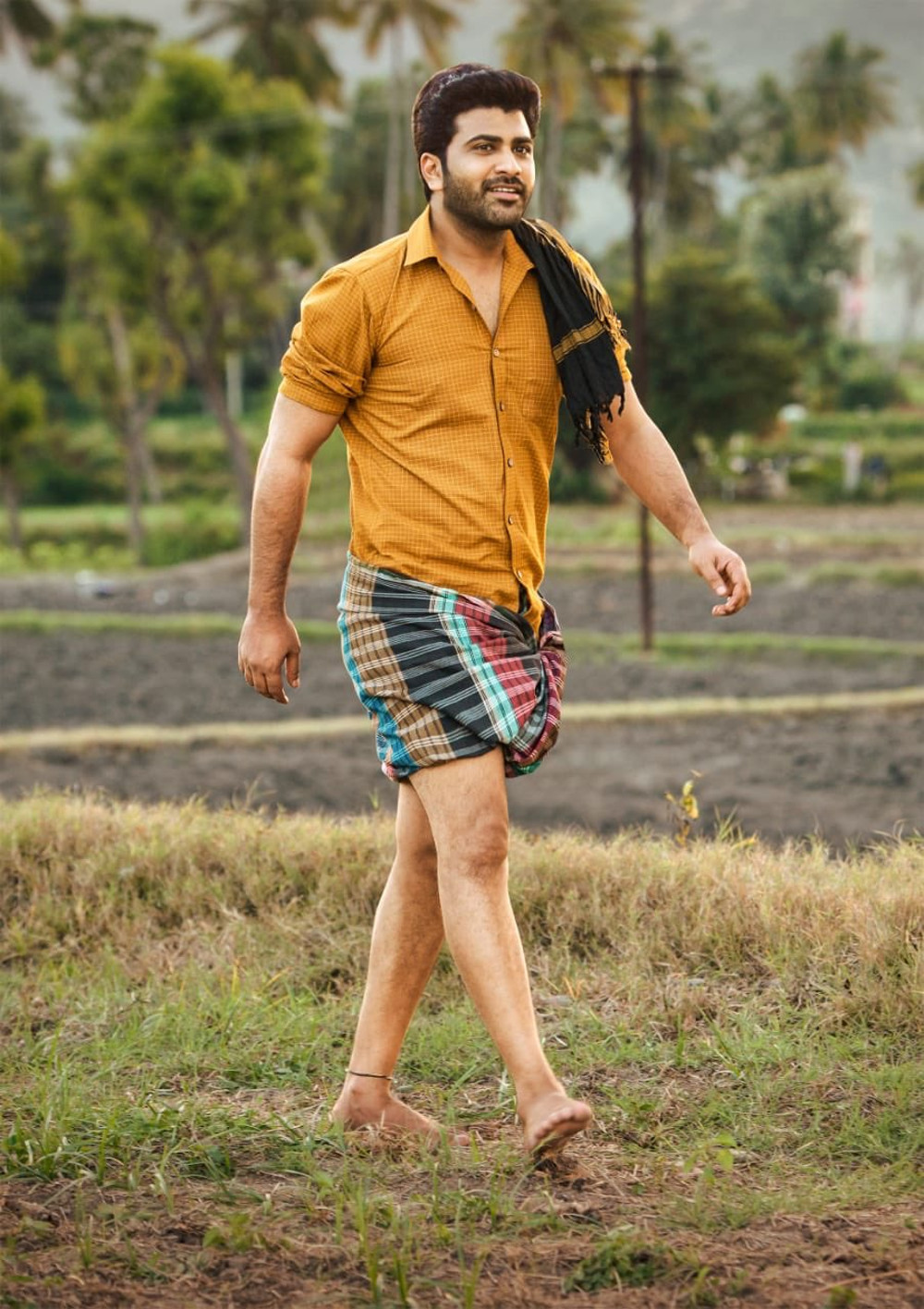 Sharwanand Sreekaram First Look