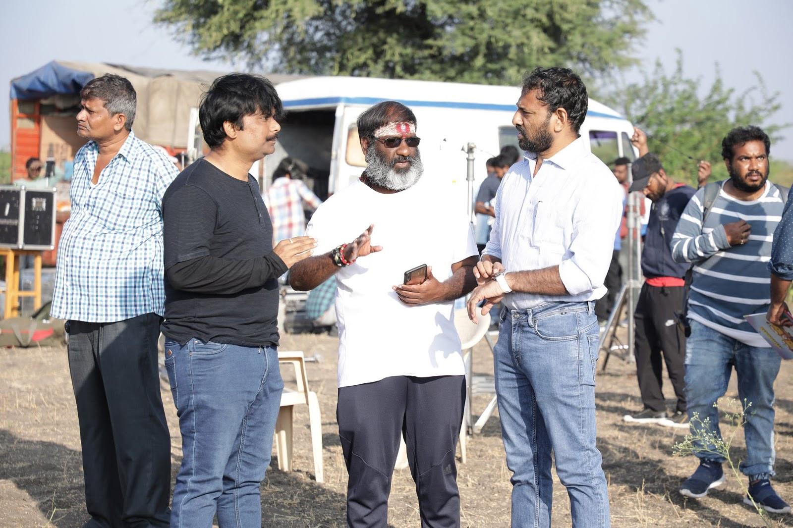 Venkatesh Naarappa Movie Shooting Begins in Ananthapur
