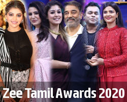 Zee Tamil Cine Awards 2020 Photos