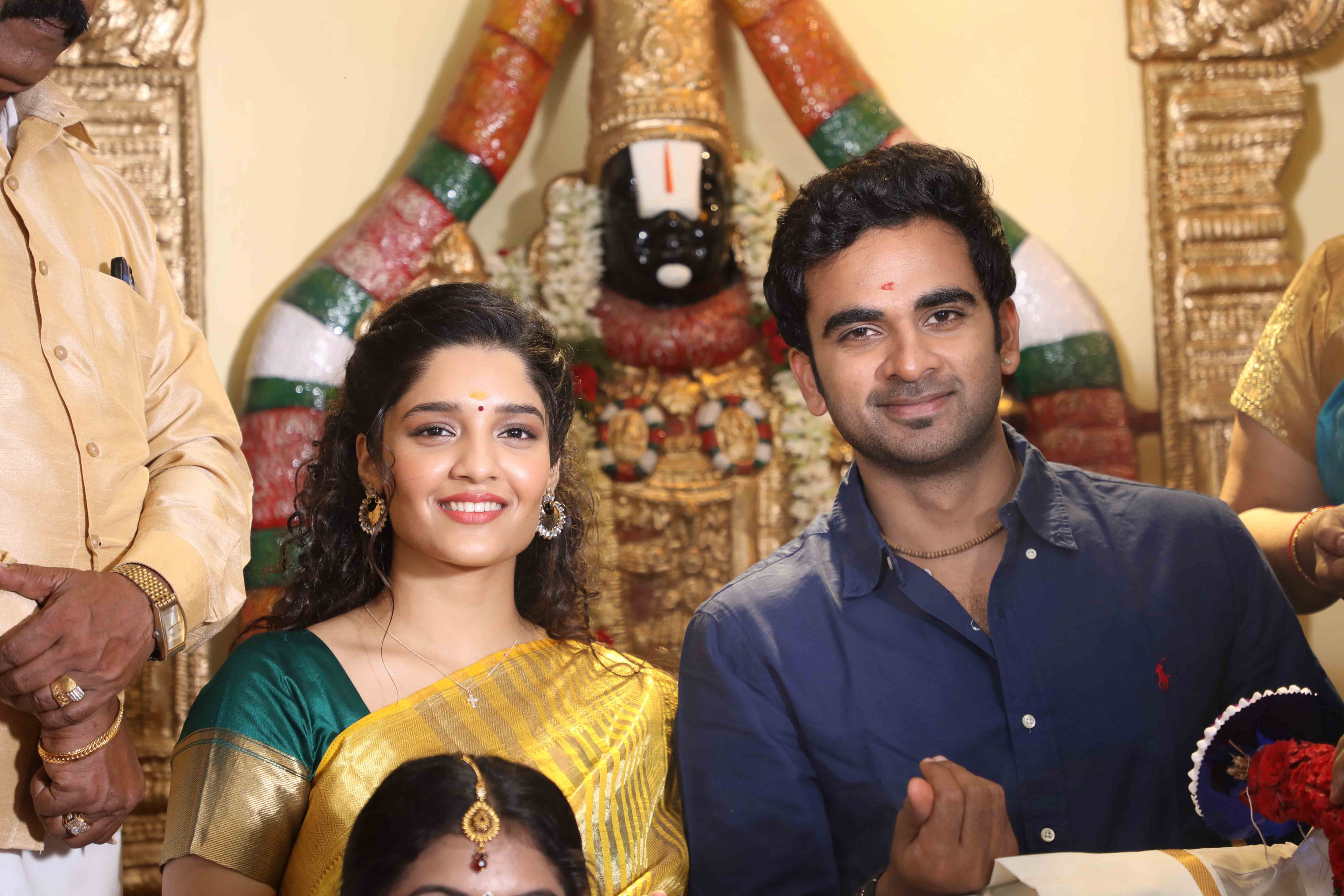 Actor Ashok Selvan speaks about Oh My Kadavule Movie