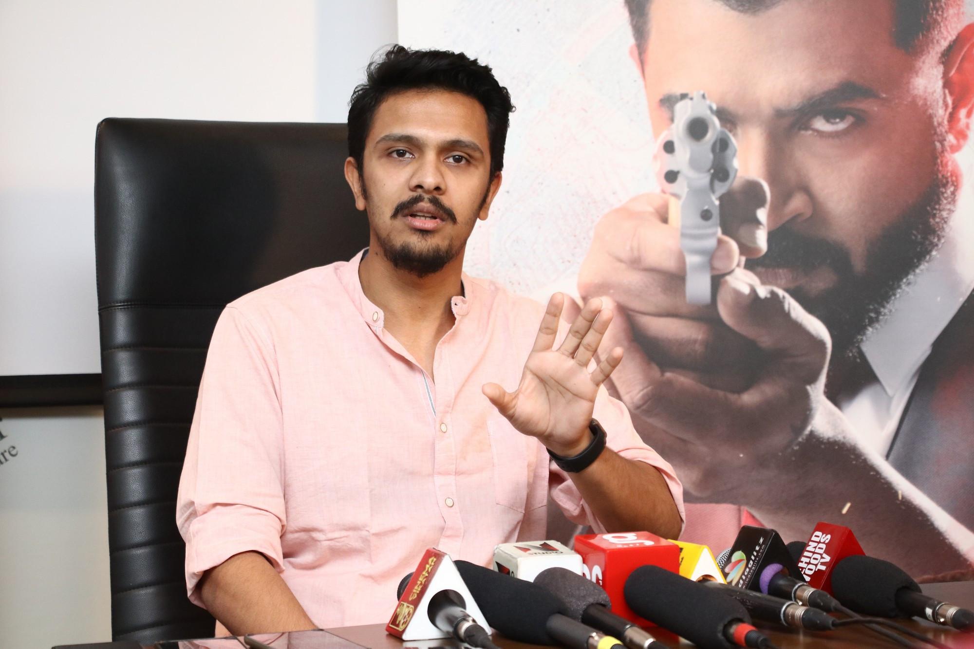 Director Karthick Naren speaks about Mafia Movie