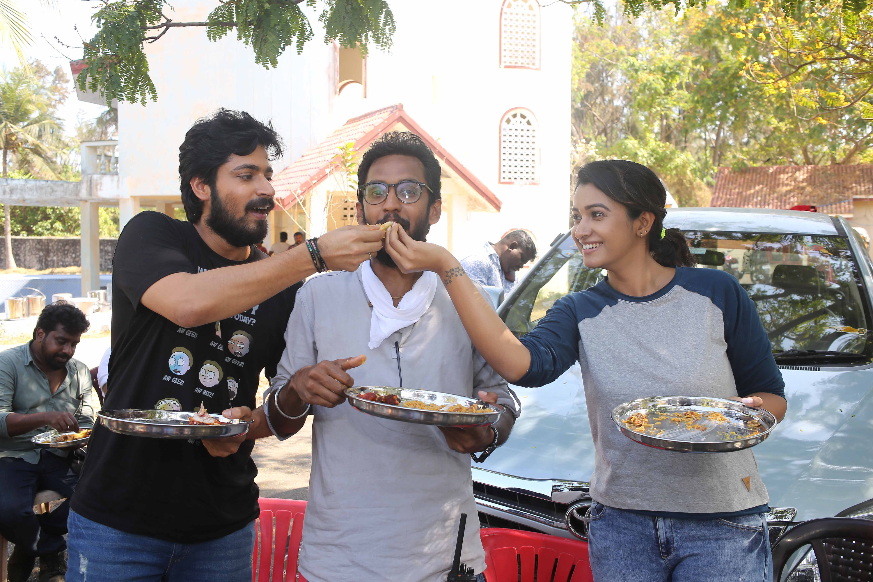 Harish Kalyan-Priya Bhavani Shankar's highly anticipated film shooting wraps up