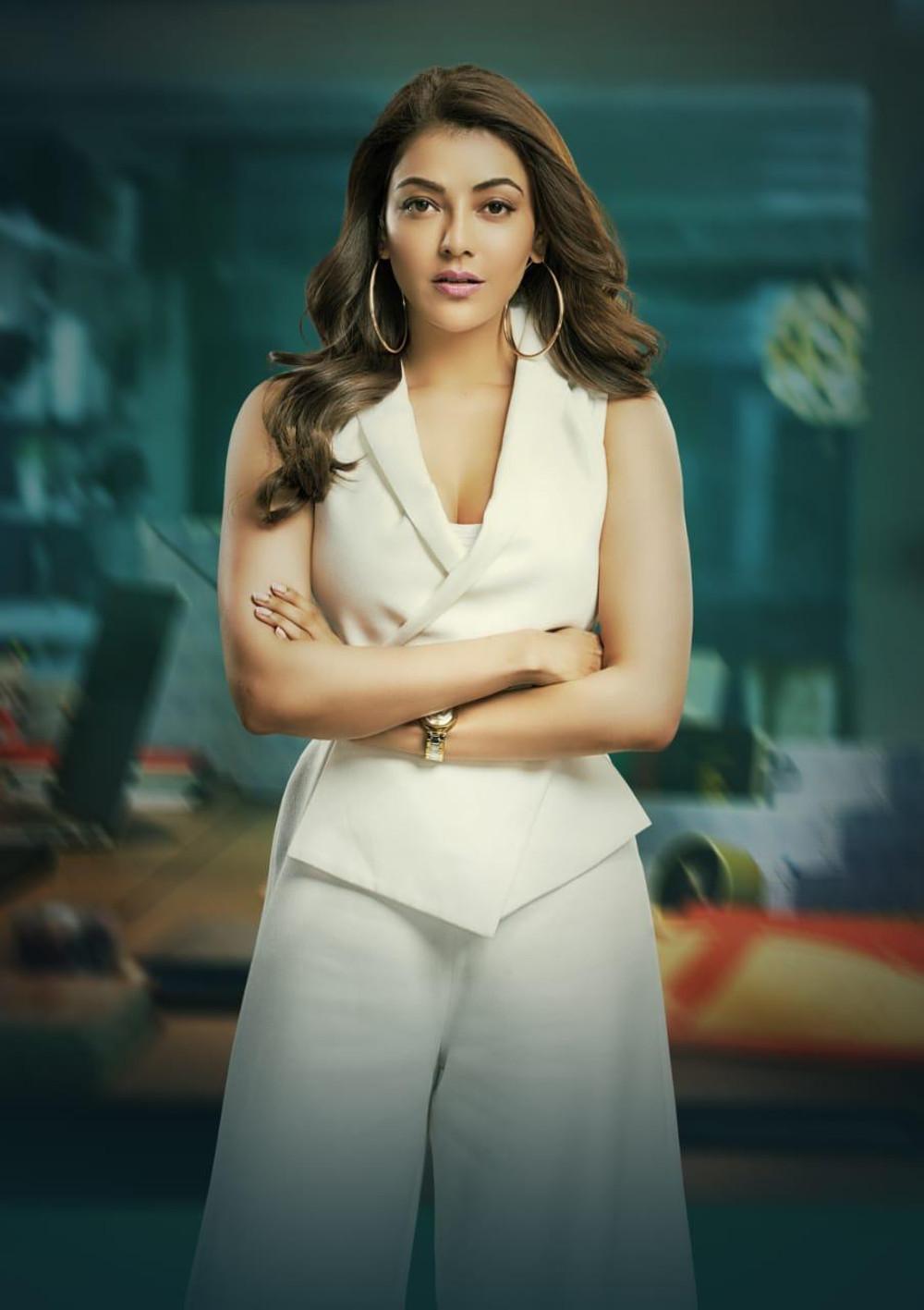 Mosagallu Movie Heroine Kajal Agarwal First Look