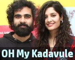 Oh My Kadavule Movie Interview Stills