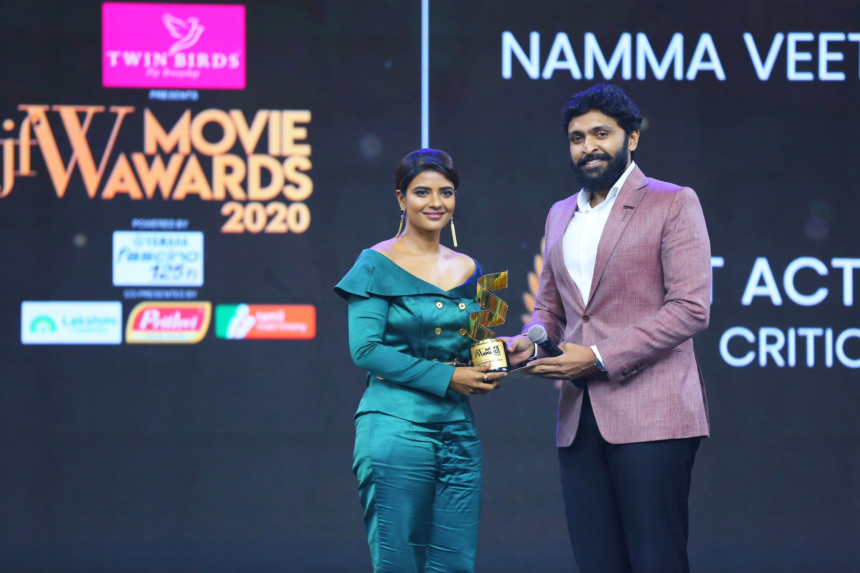 Just for Women JFW Movie Awards Recognises Women in Tamil Cinema