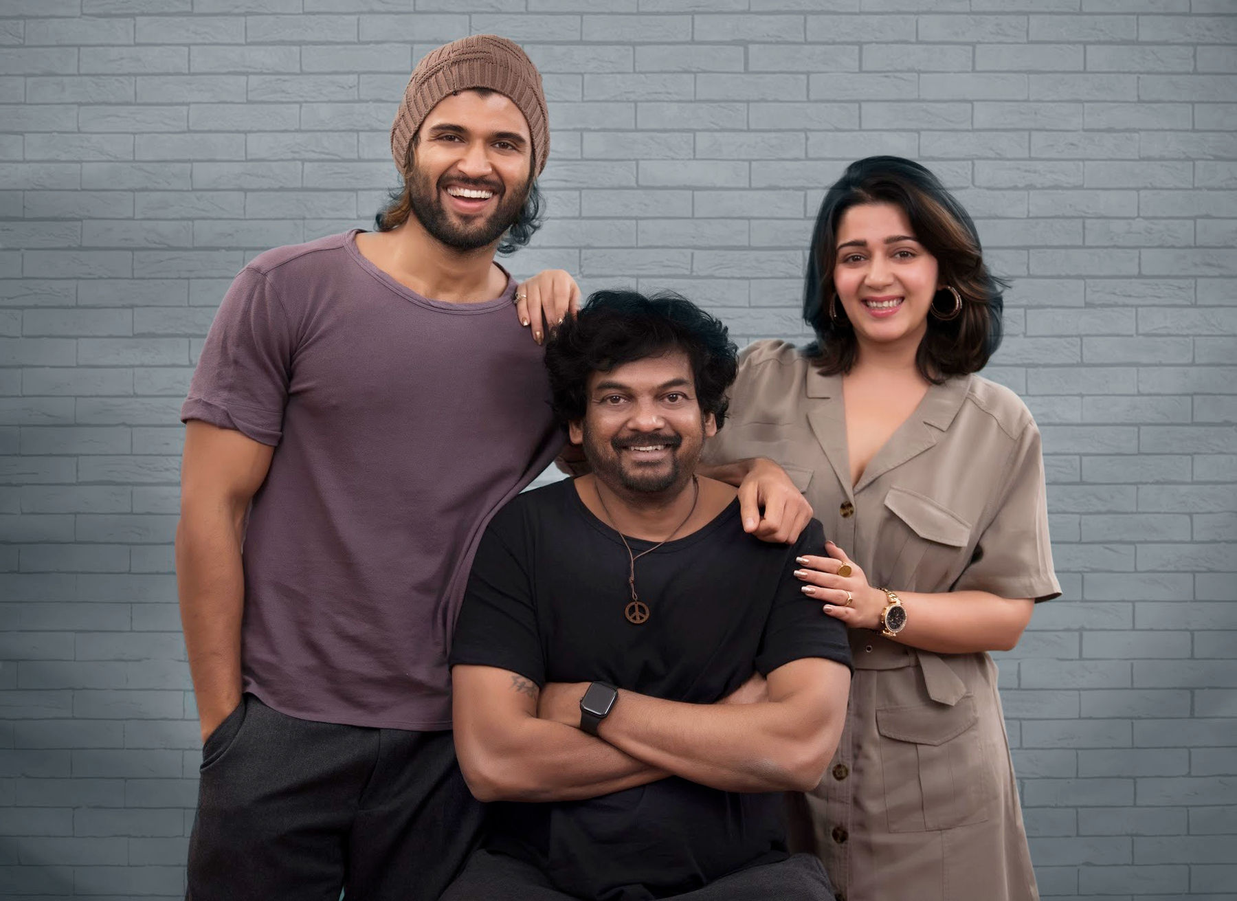 Vijay Deverakonda, Puri Jagannadh, Charmy Kaur Film Completes 40 Days Of Shoot