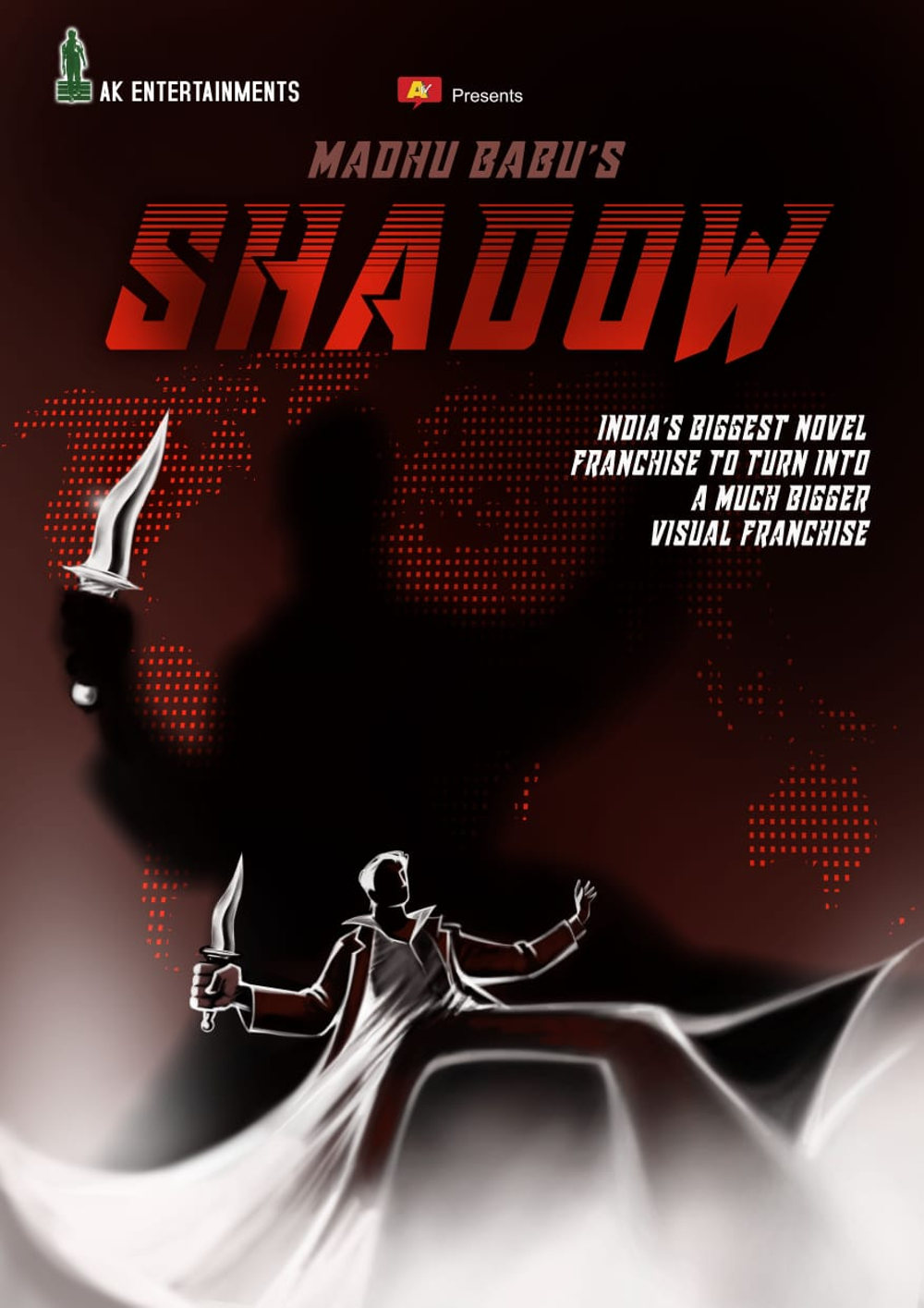 AK Entertainments making his OTT debut with Shadow series