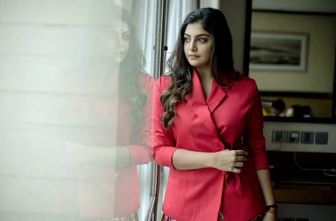 Actress Manjima Mohan One in a Million