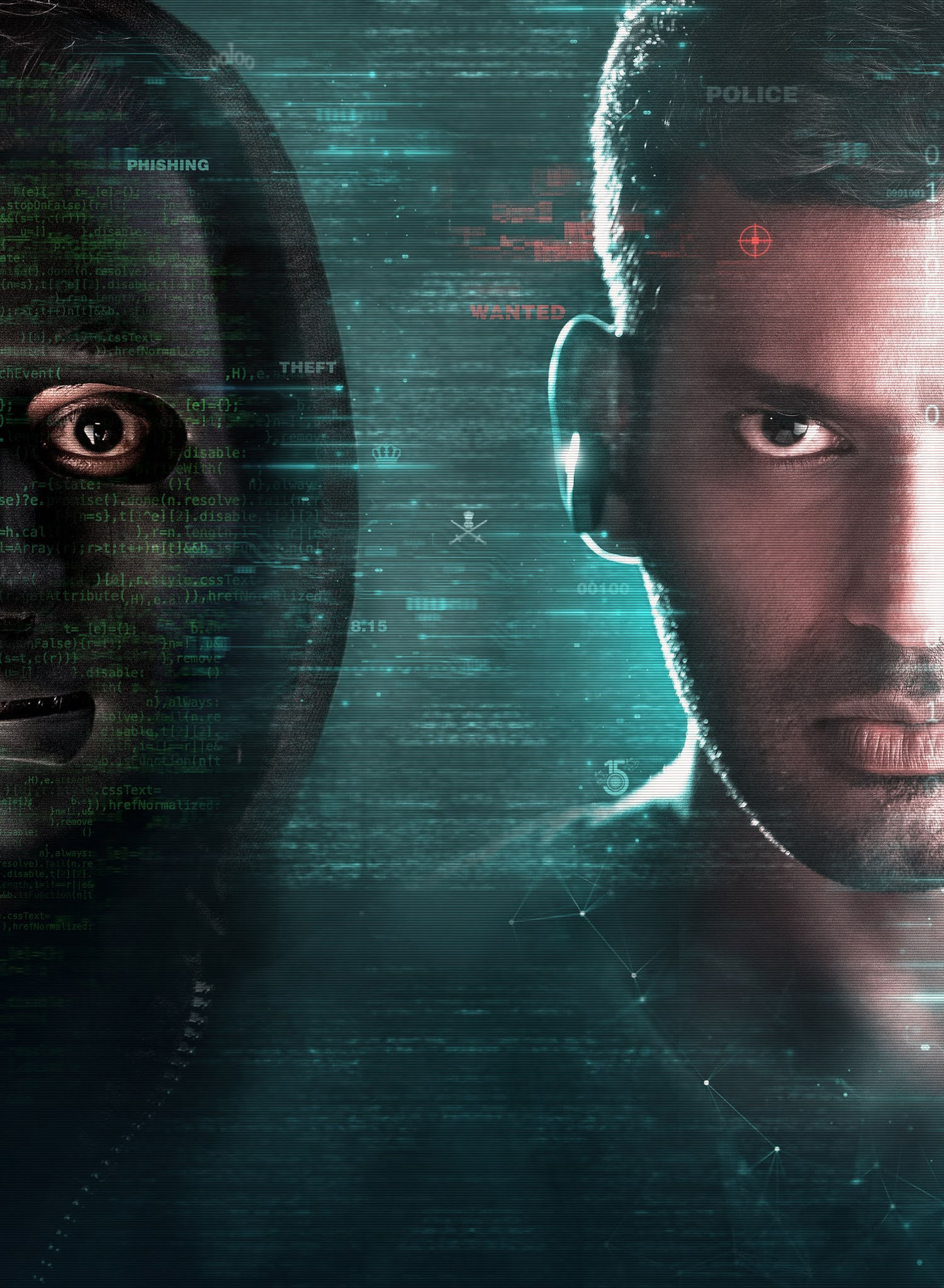 Vishal Chakra Trailer Released In Four South Indian Languages