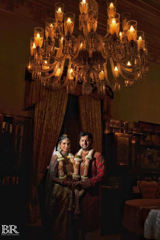Shalini Nithiin Wedding Images