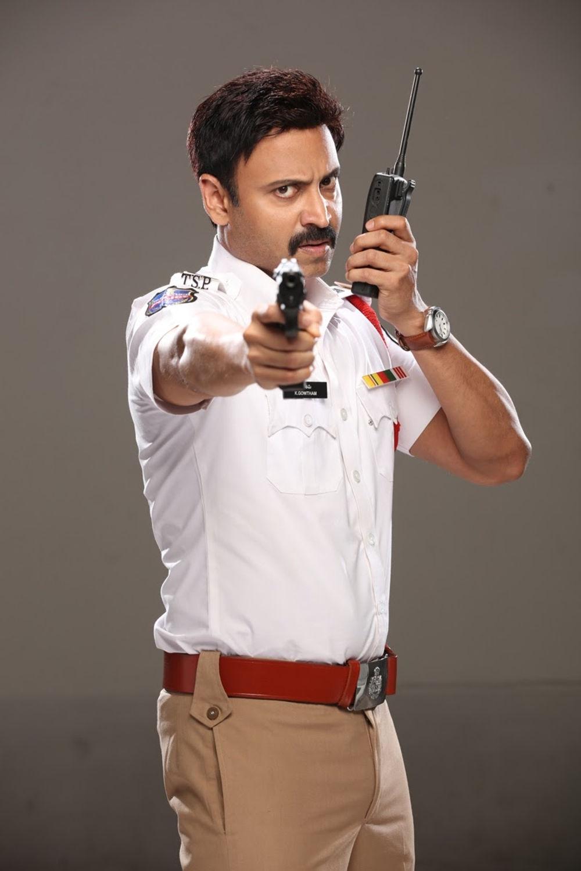 Sumanth Kapatadhari Movie First Look Released
