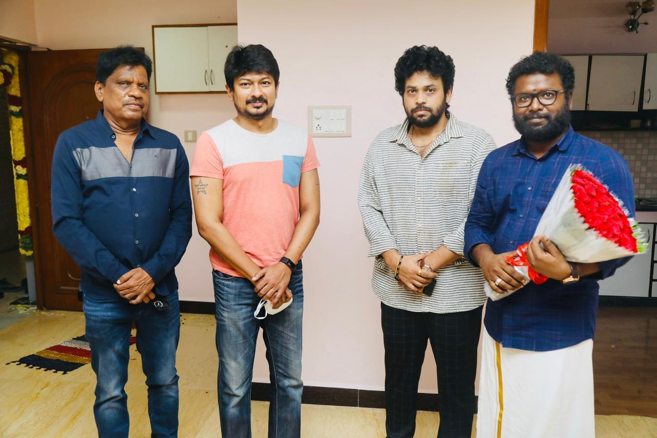 Udhayanidhi Stalin - Arunraja Kamaraj Join hands for 'Article 15' Remake