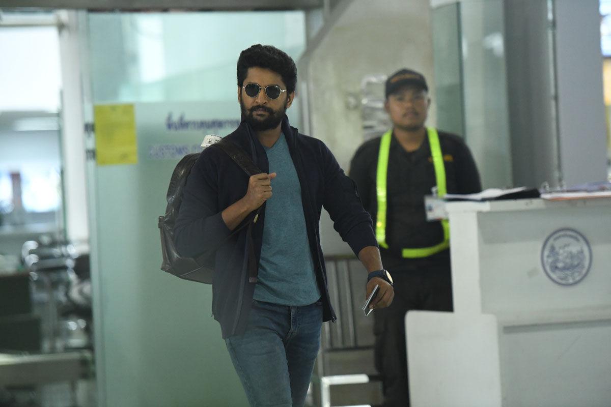 Nani 'V' movie is releasing on 5th September