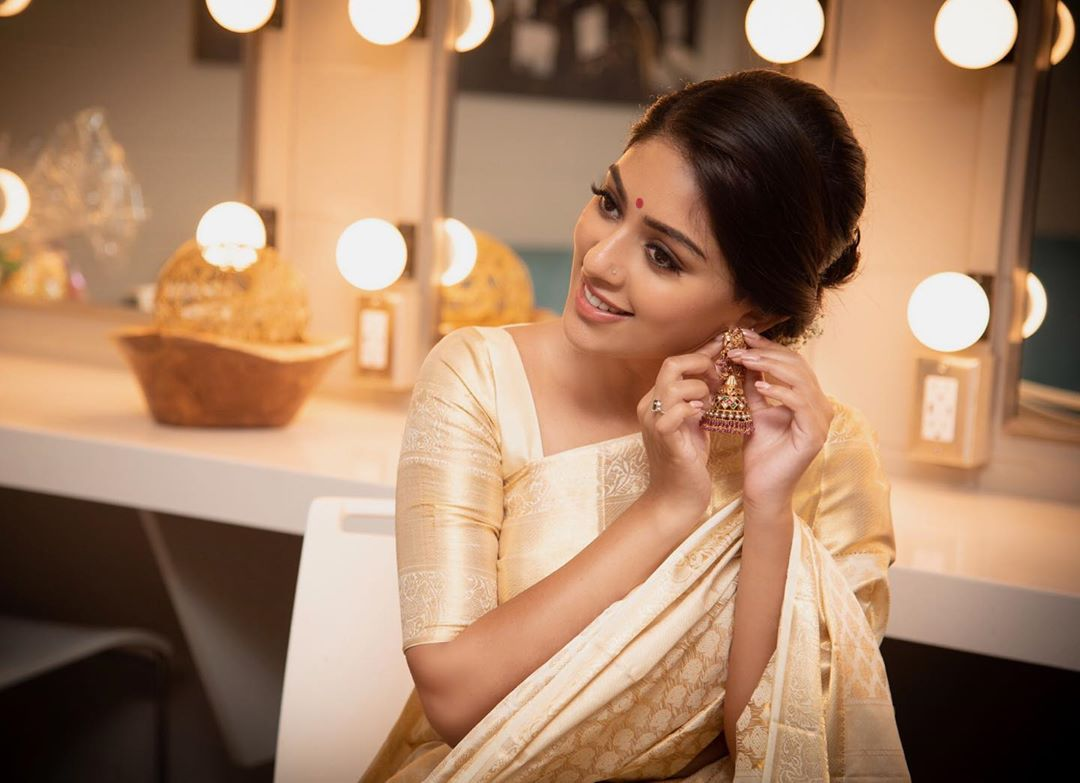 Actress Anu Emmanuel To Play Female Lead In Maha Samudram Movie