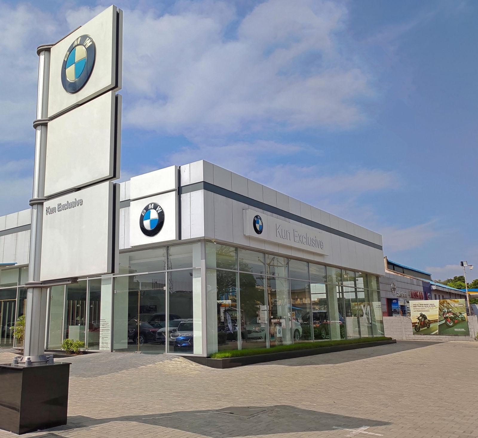 BMW India inaugurates KUN Exclusive showroom in Chennai