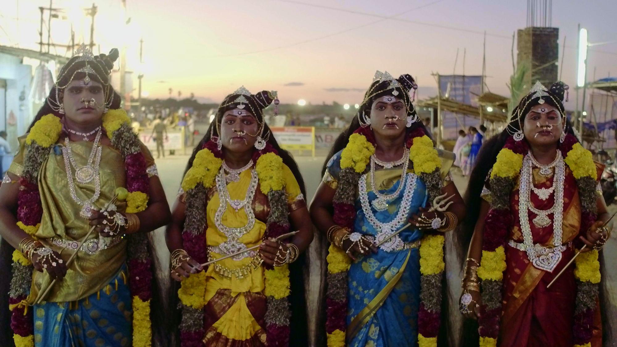 Kulashekharapattinam Festival Traditional Film directed by Bharatbala