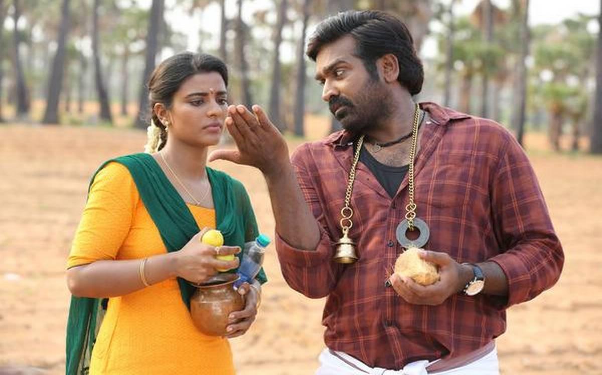Aishwarya Rajesh Vijay Sethupathi Ka Pae Ranasingam Movie Stills