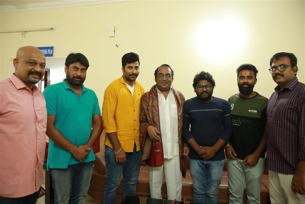 Hero Suryavamsh Aa Kshanam Movie Teaser Launch Stills