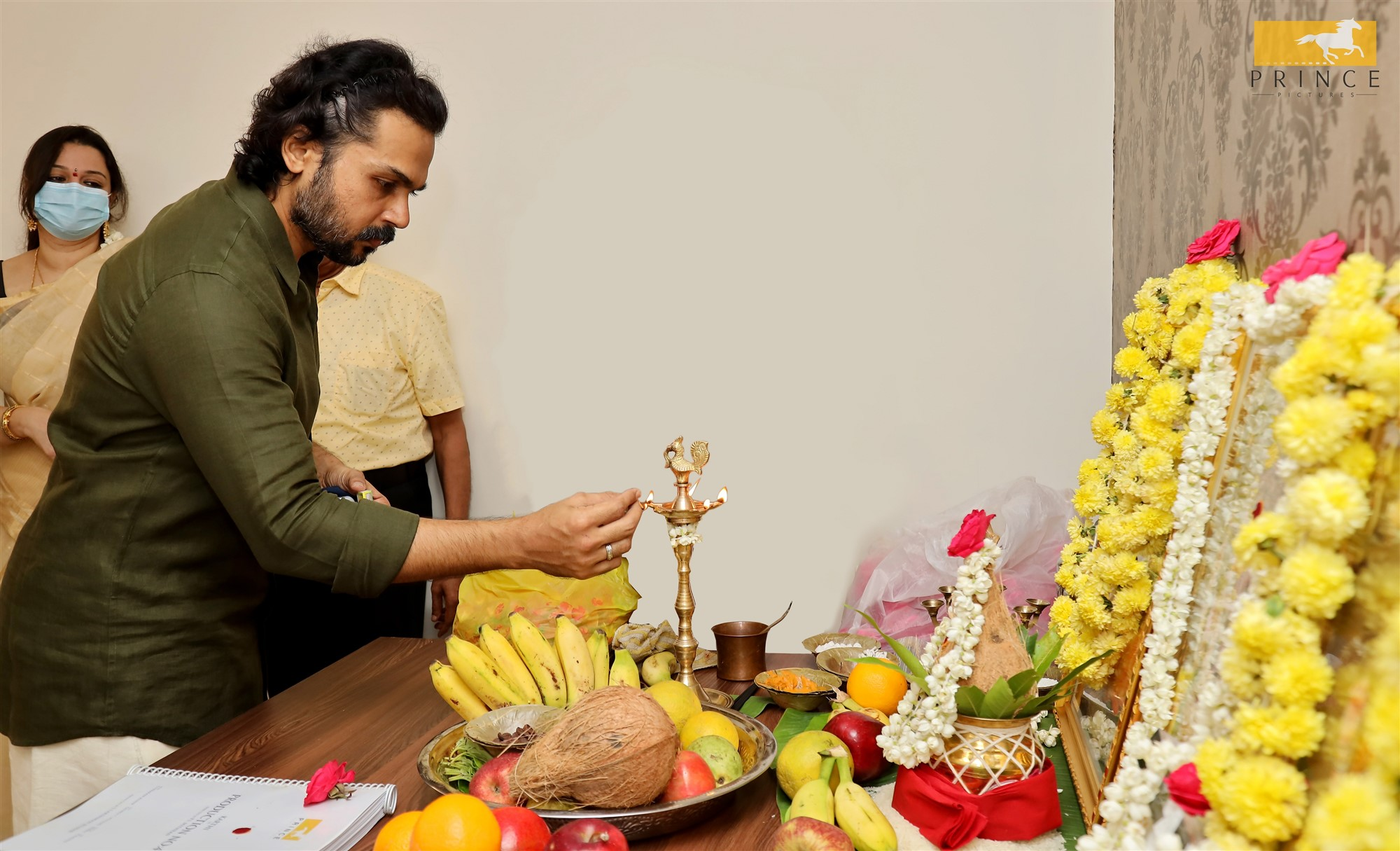 Karthi-P.S.Mithran film commences on Deepavali