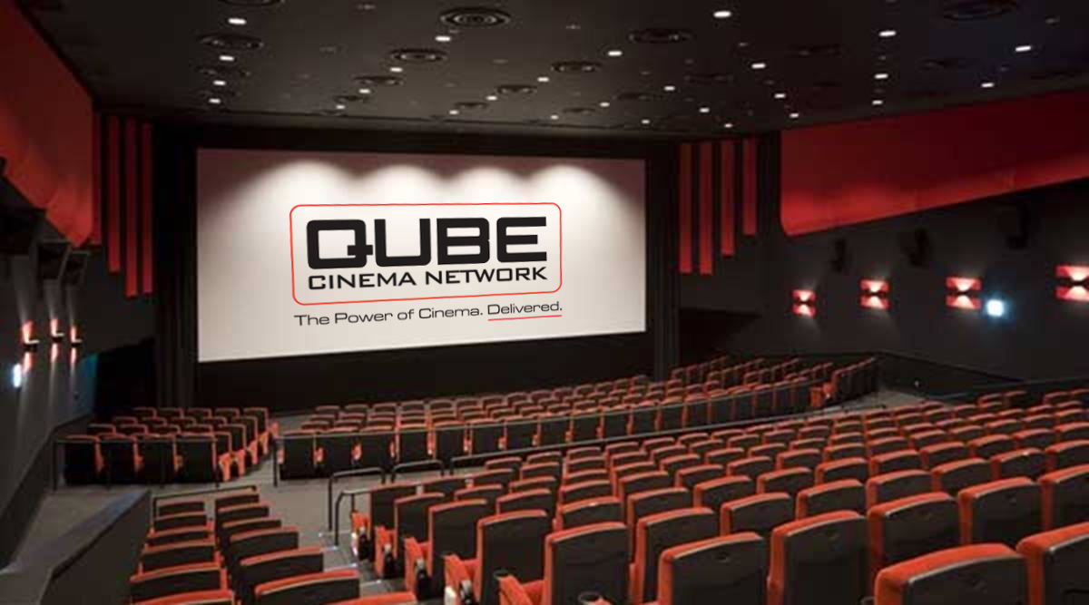 Qube Cinema announces 100% waiver of VPF for newmovie releases for November to support Producers and Exhibitors