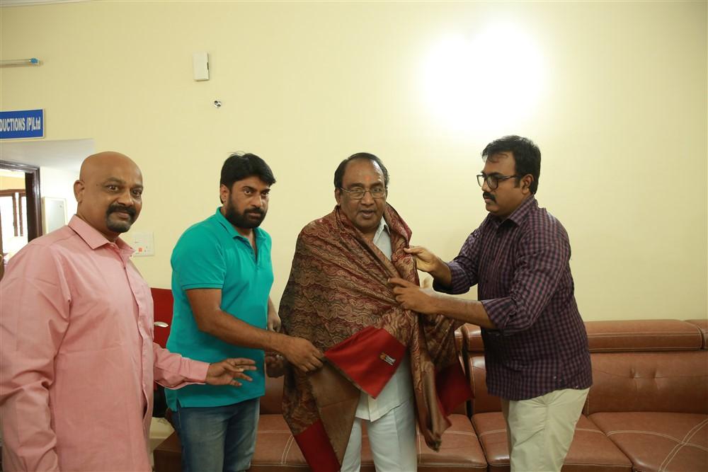 Sagar released Aa Kshanam Movie Teaser