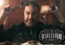 VIKRAM Movie Title Teaser