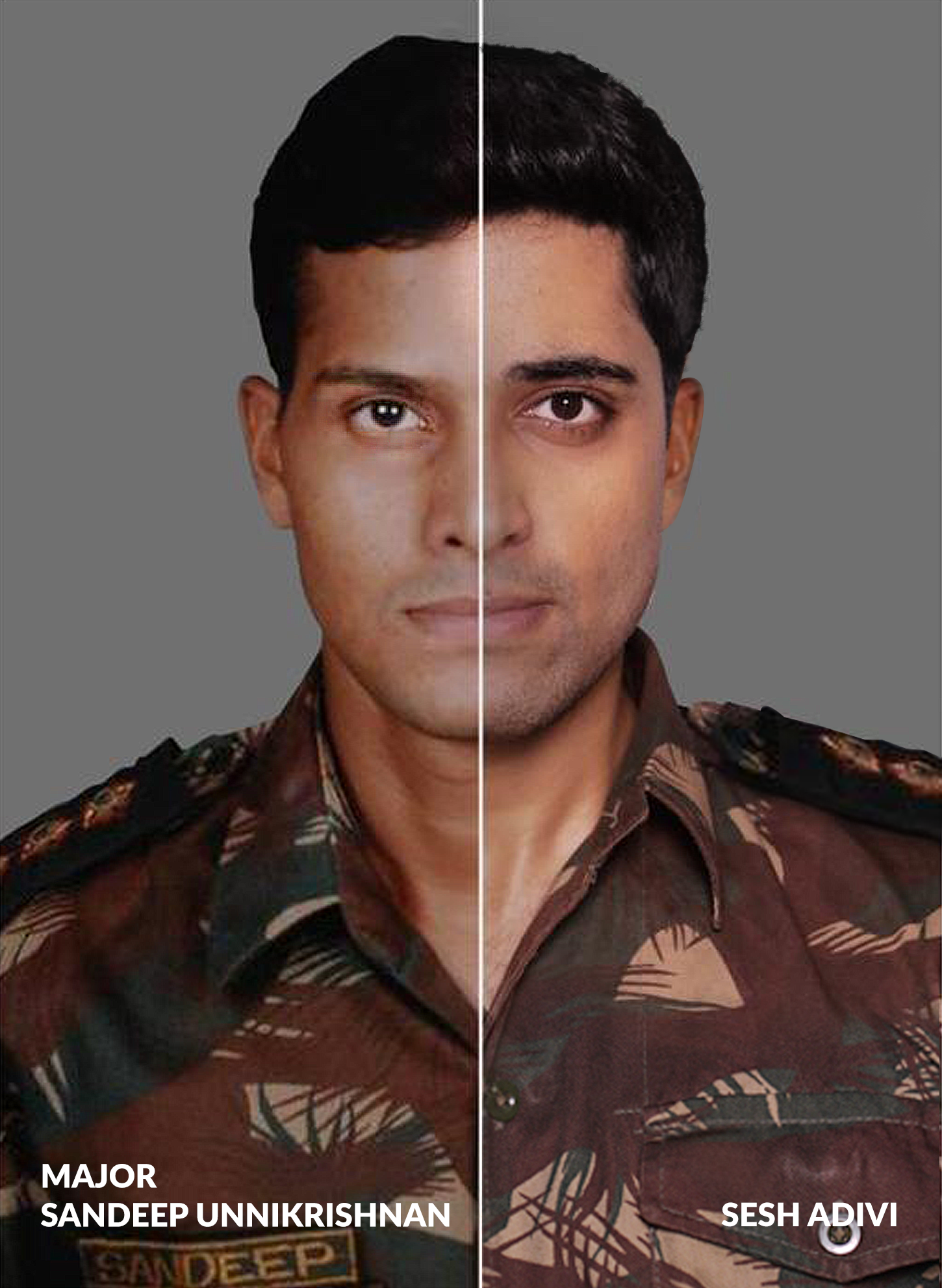 Actor Adivi Sesh Reveals Look Test As Major Sandeep Unnikrishnan