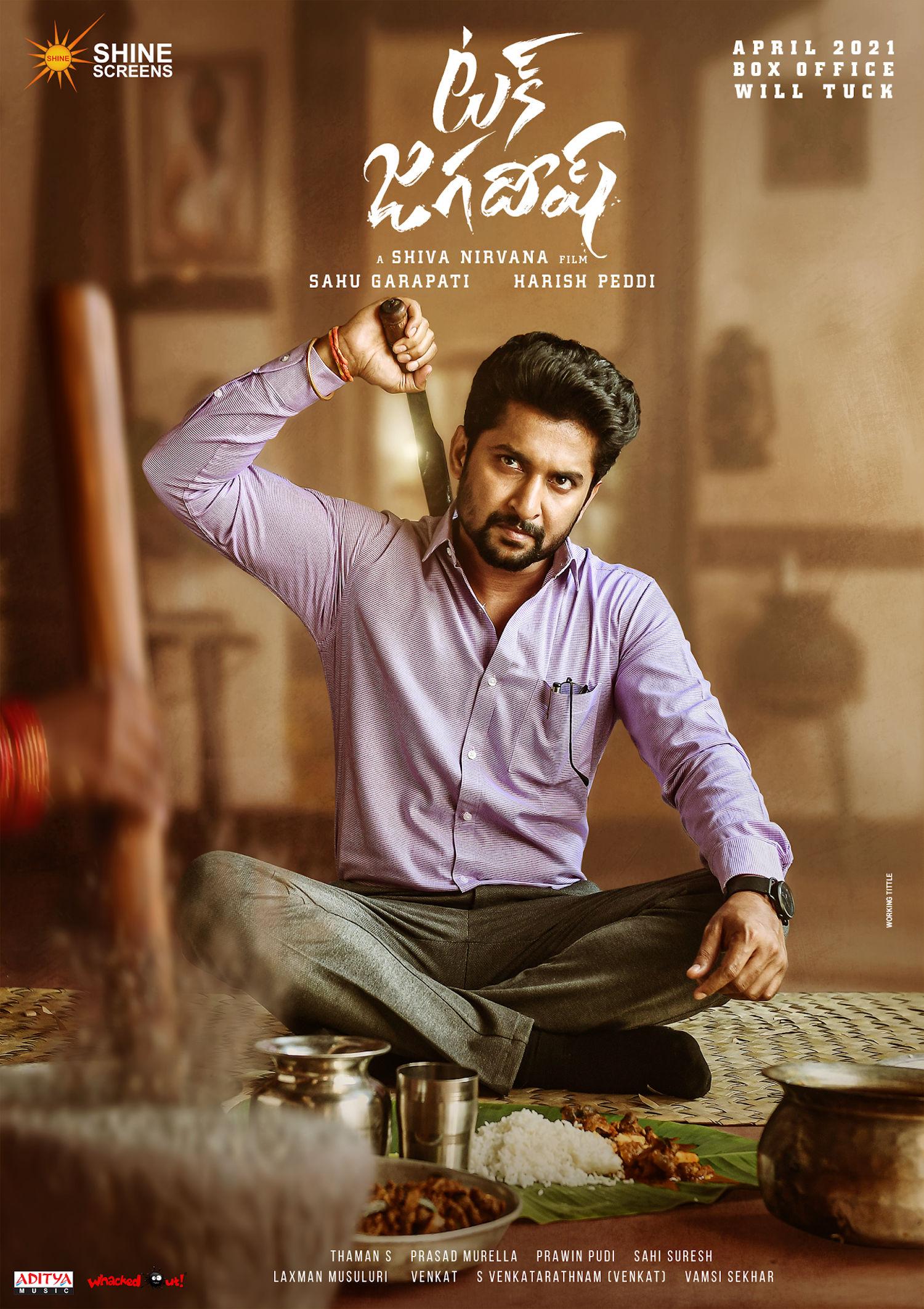 Tuck Jagadish 2021 Hindi Subtitles 400MB AMZN HDRip 480p [in Telugu] Download