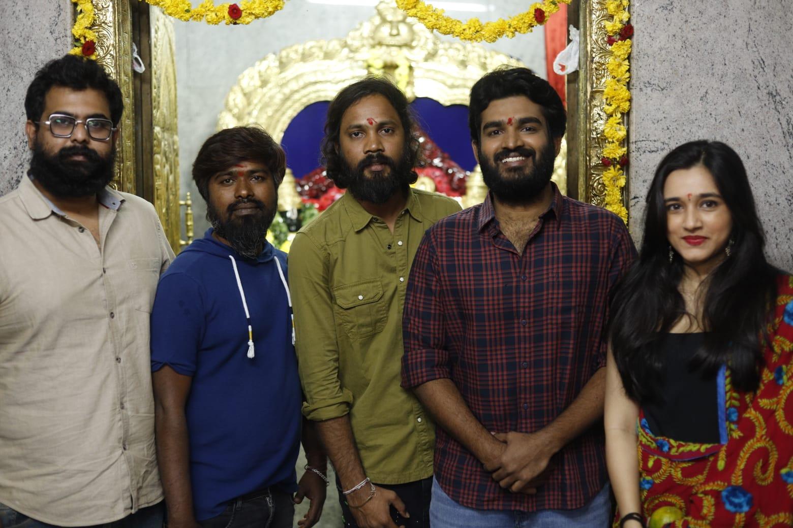 Kiran Abbavaram Sebastian PC 524 movie launched