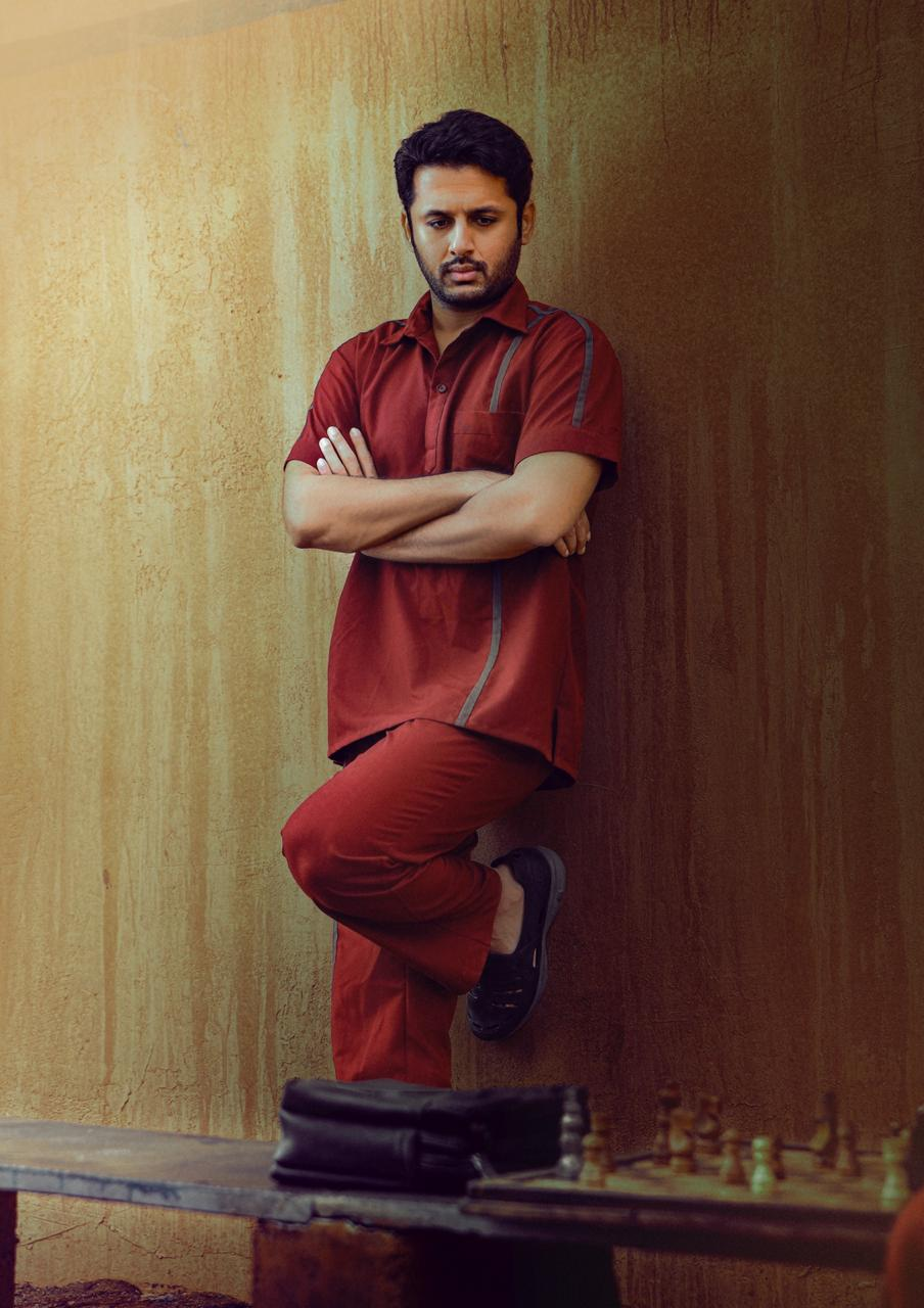 Actor Nithiin Check Movie HD Images