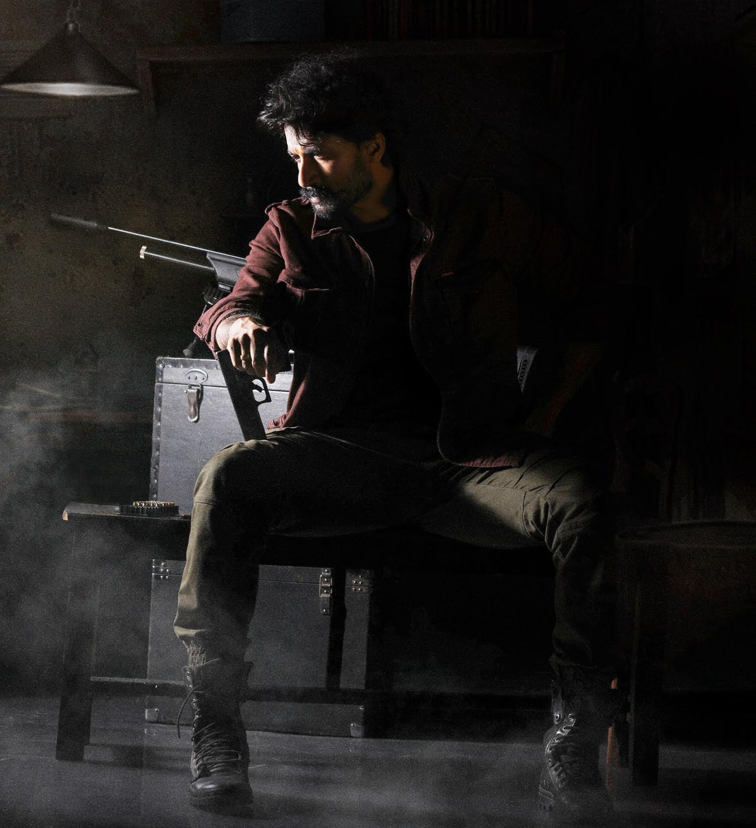 Actor Satya Dev GODSE movie HD Images