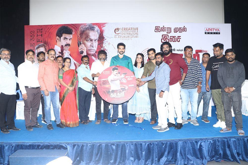 Kabadadaari Audio Launch Photos