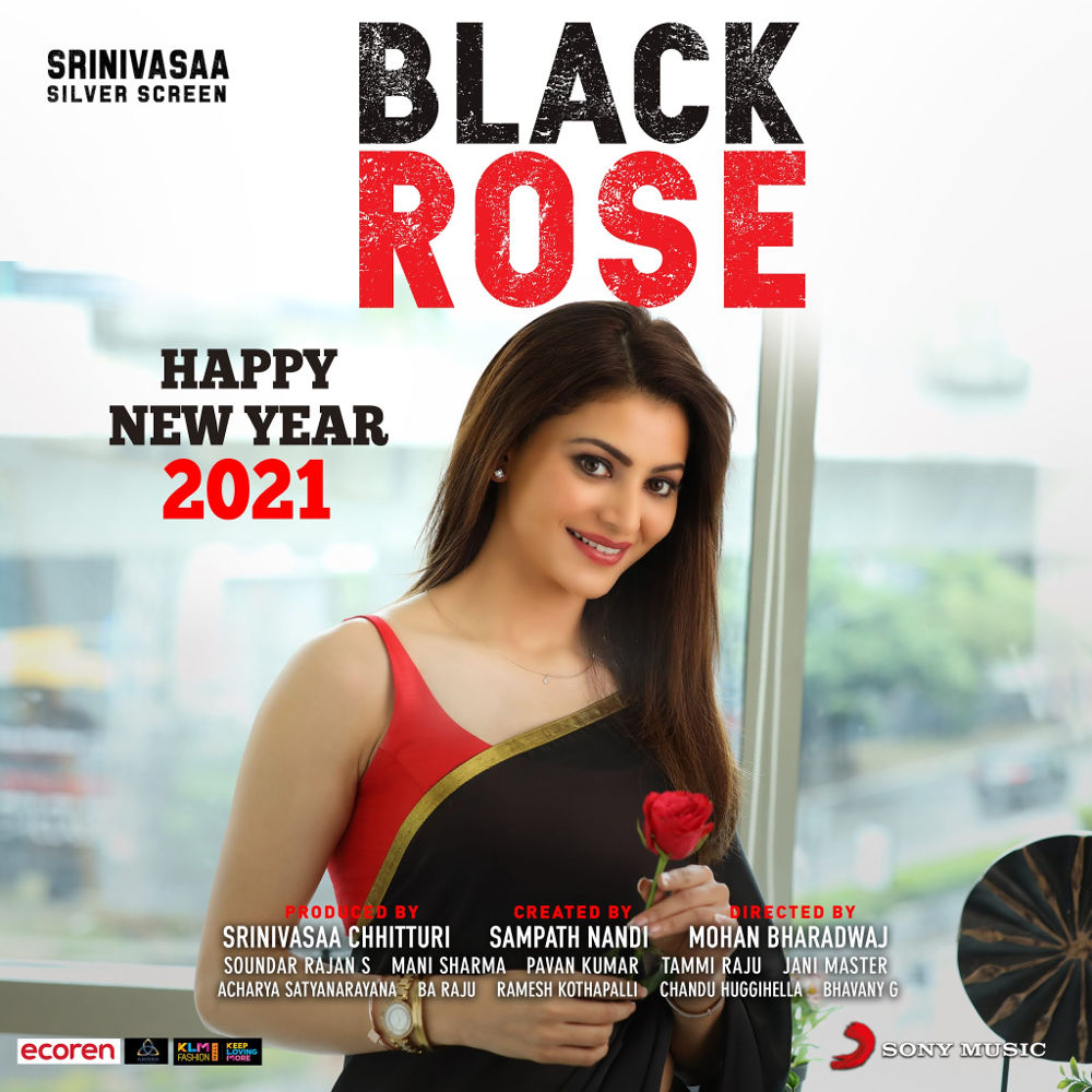 Miss India Urvashi Rautela Black Rose Movie Ready For Release
