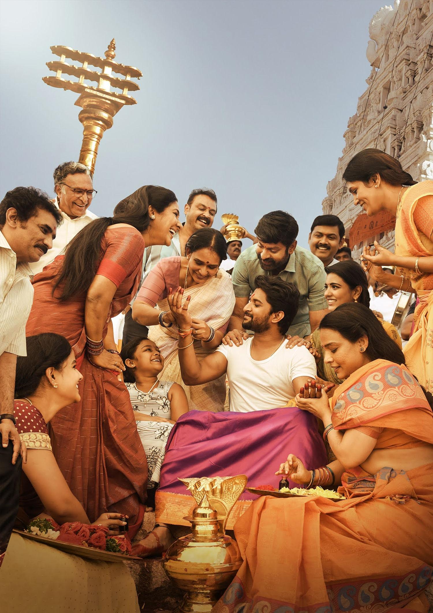 Nani Tuck Jagadish Movie HD Pictures