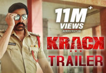 Raviteja Krack Movie Trailer