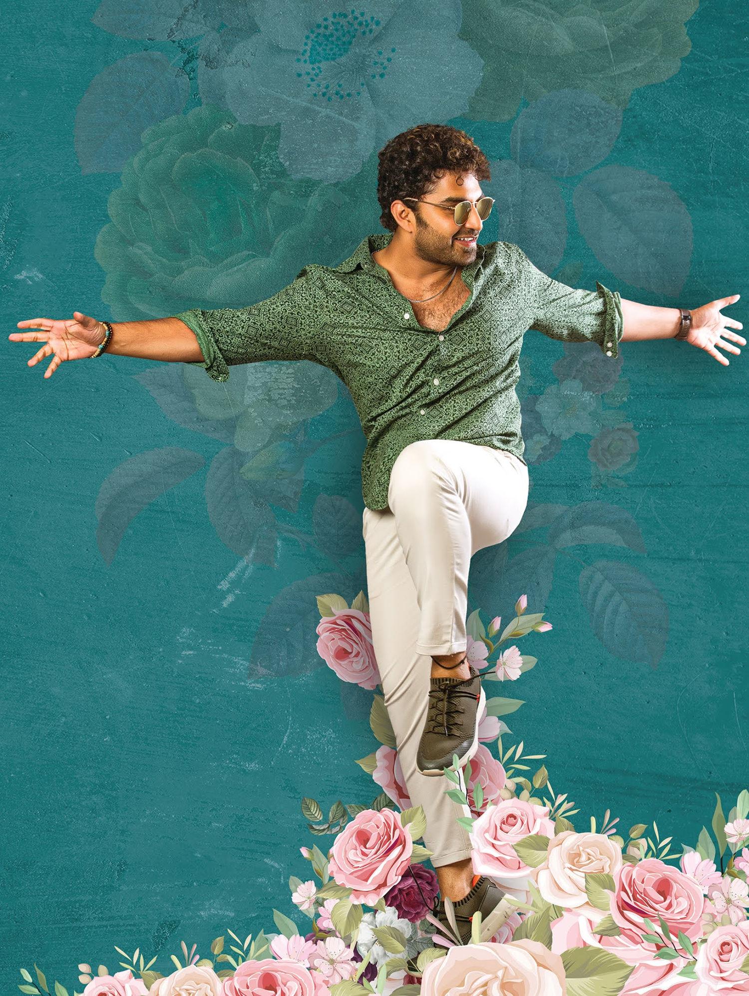 Actor Vishwak Sen Paagal Movie HD Picture