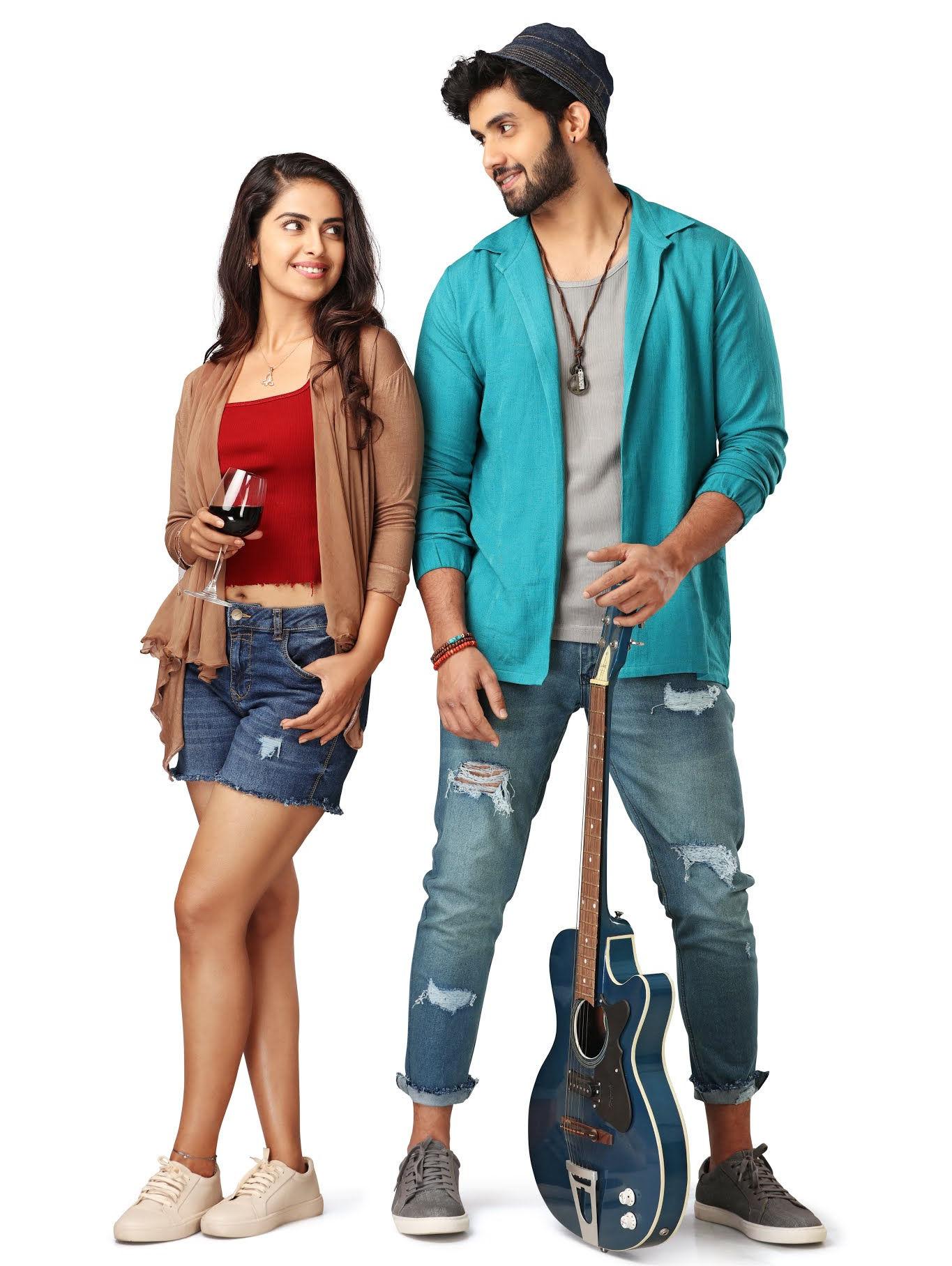 Actress Avika Gor Sai Ronak Movie Images HD