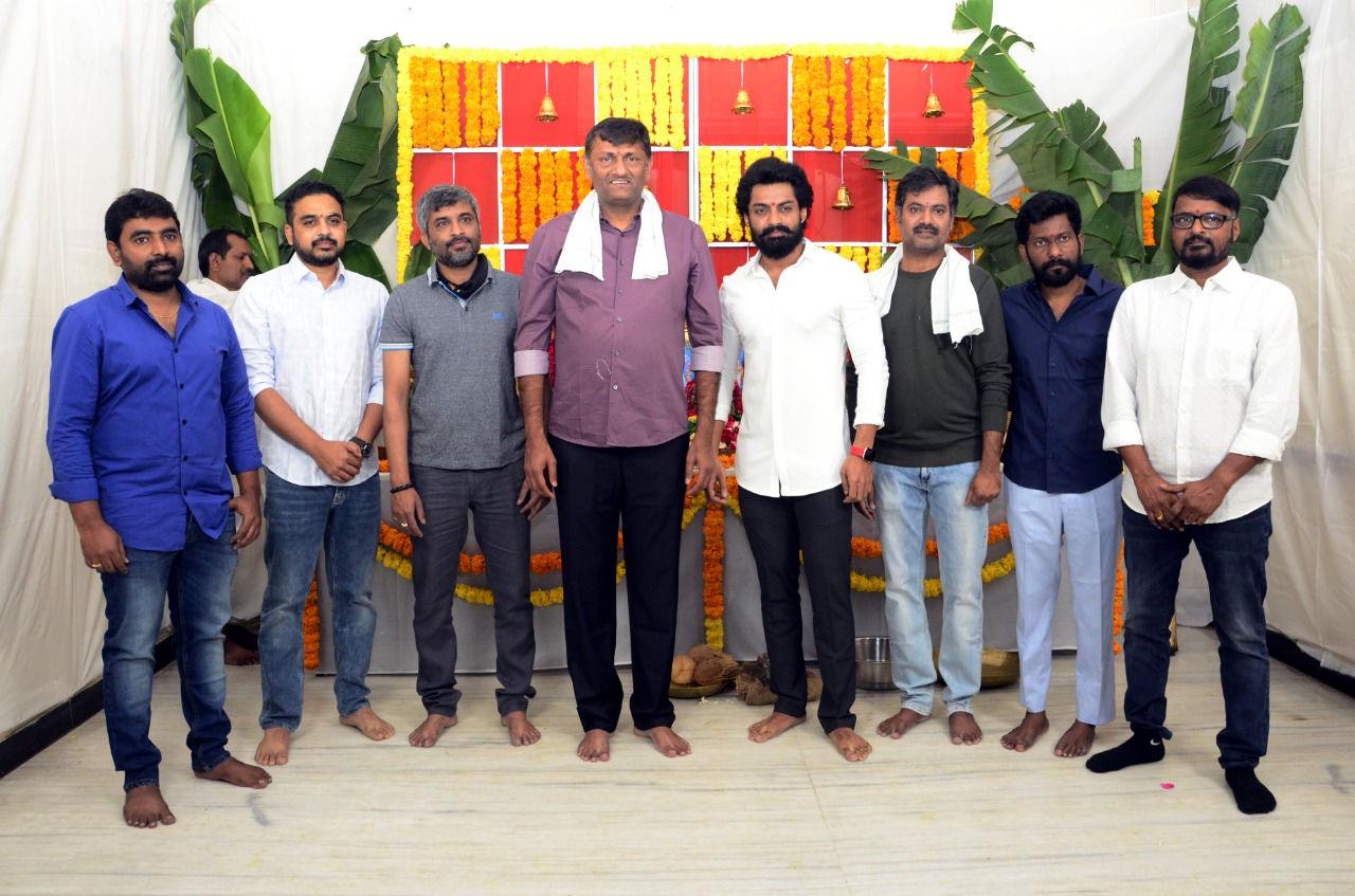 Mythri Movie Makers launches film with Nandamuri Kalyanram as hero