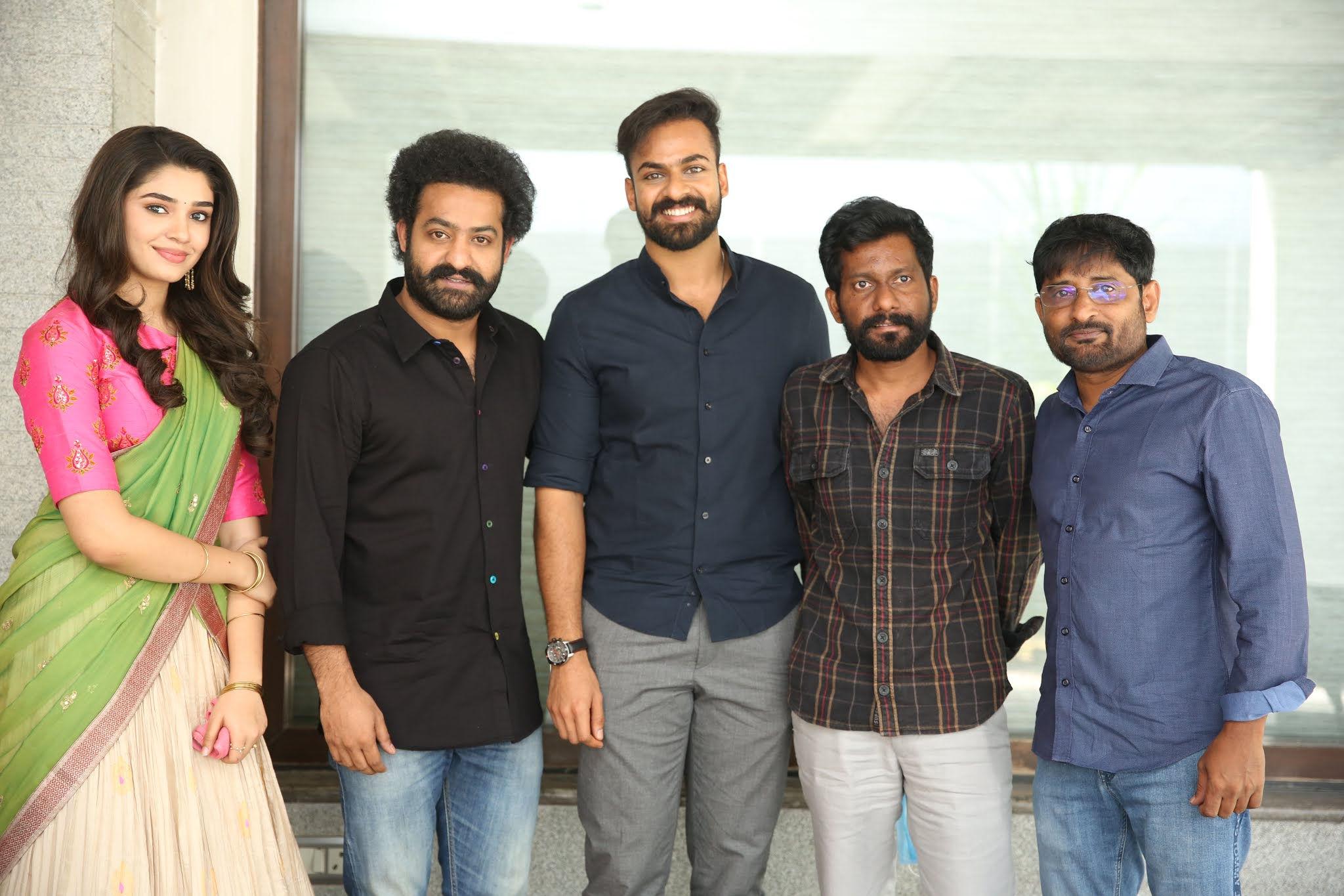 NTR Launches Trailer Of Vaishnav Tej, Buchi Babu Sana's Uppena
