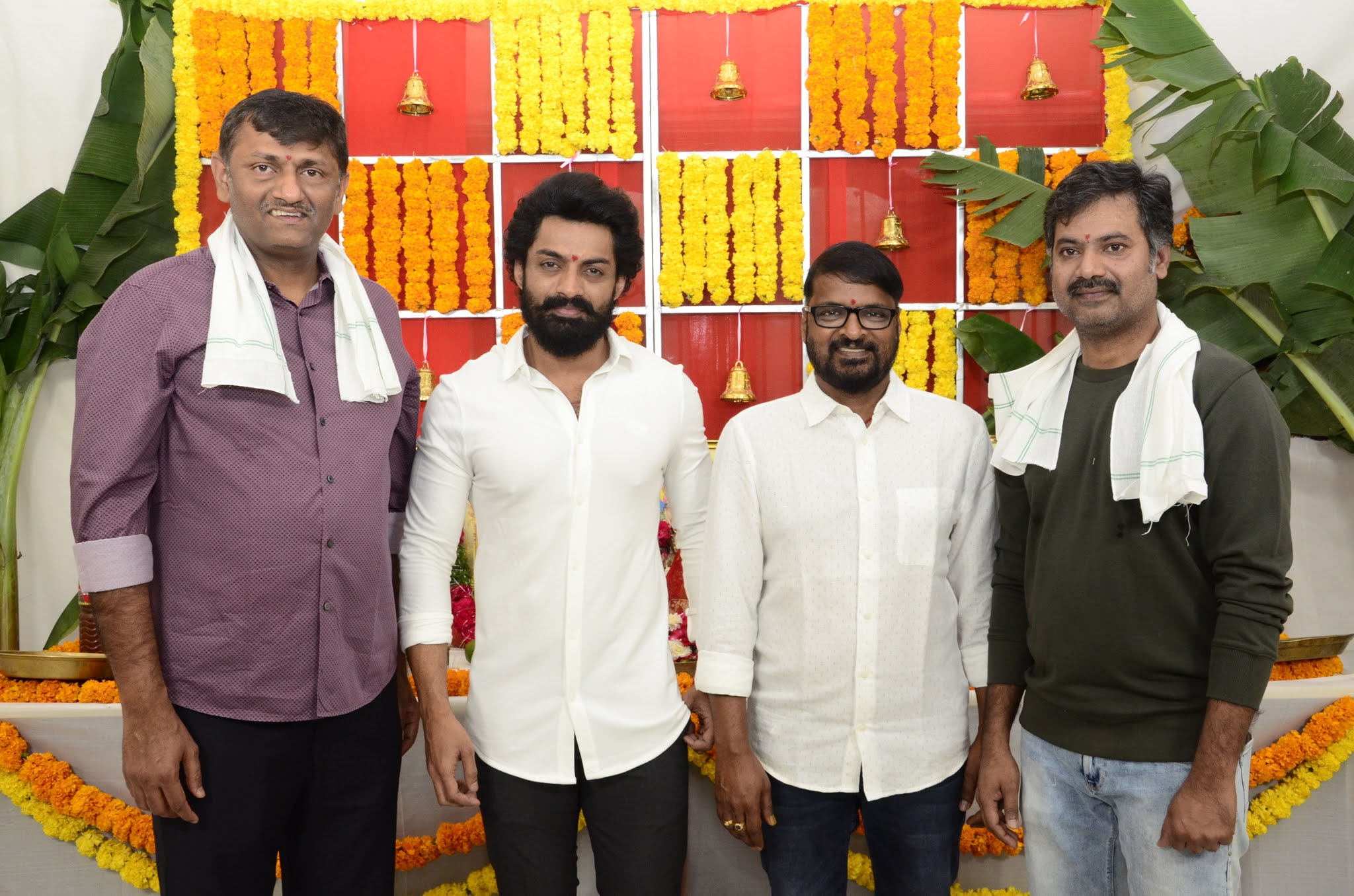 Nandamuri Kalyan Ram Mythri Movie Makers New Movie Launched with pooja