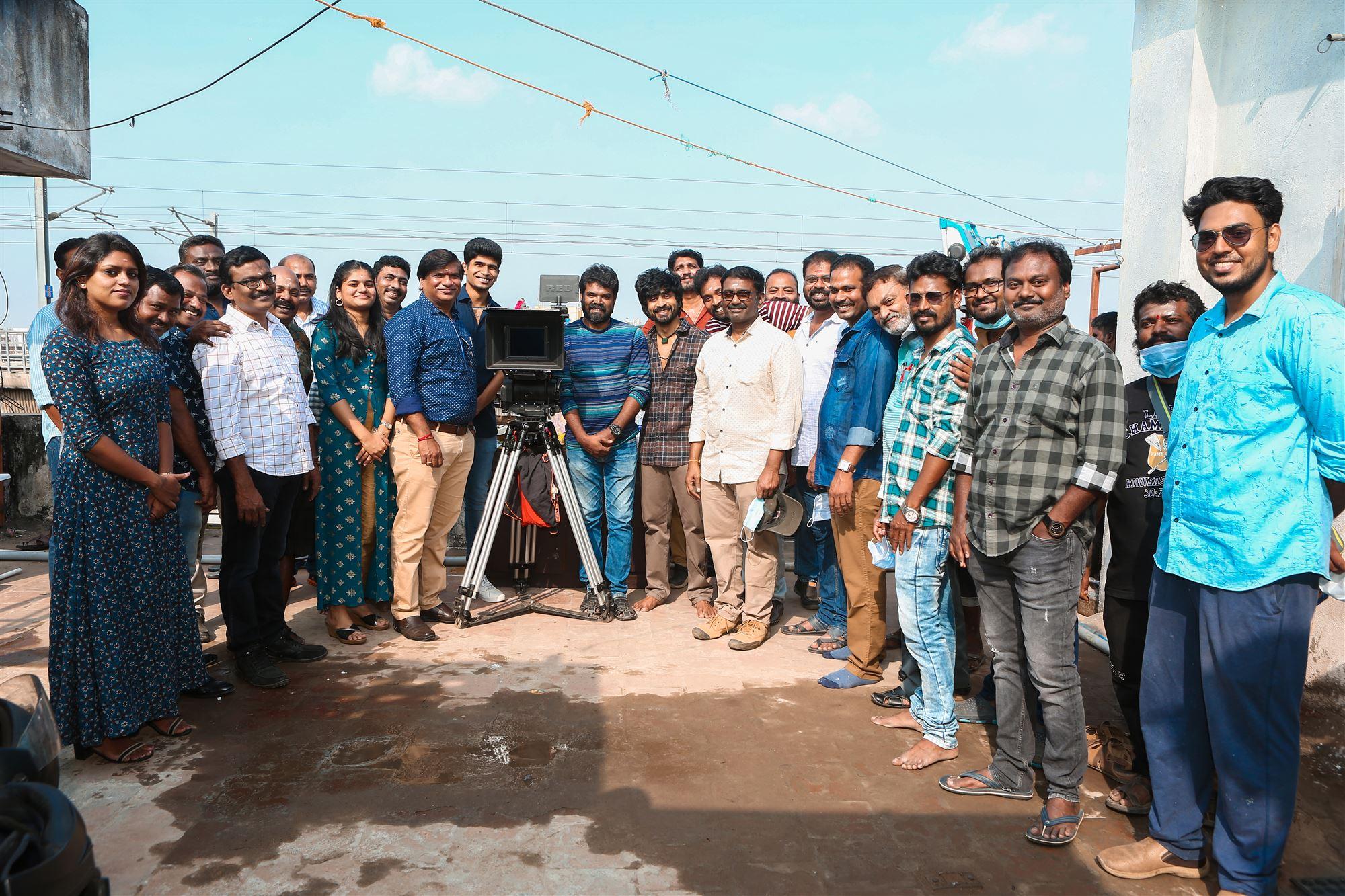 Shooting of director Vasanthabalan's Urban Boyz Studios' maiden production venture starts
