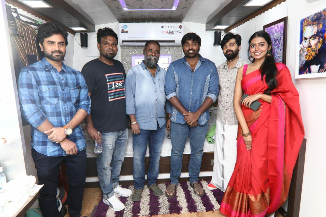 Vijay Sethupathi unveiled Adhith Arun Shivani Rajashekar WWW Who Where Why Movie Teaser