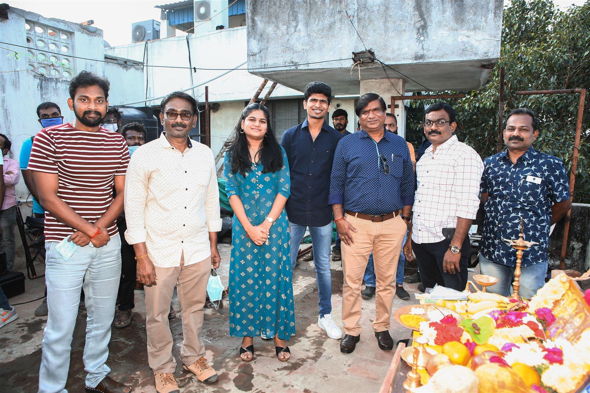 Director Vasanthabalan Urban Boyz Studios maiden production