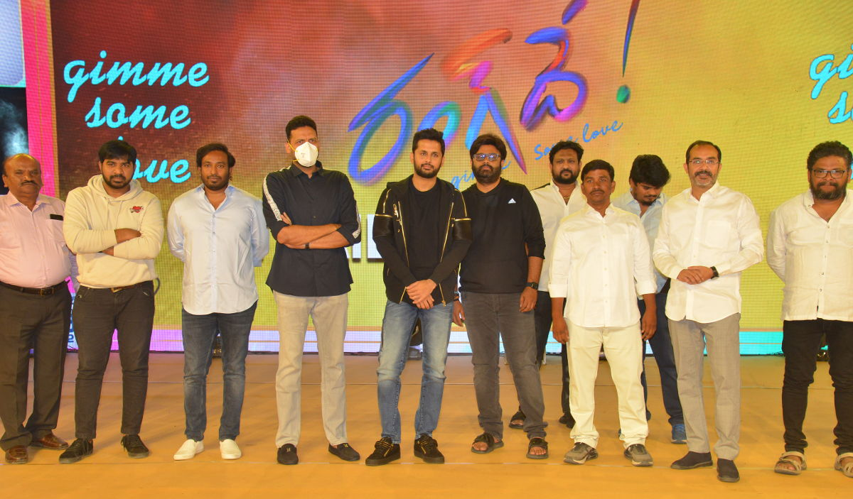Rang De Is Pure Love Story Bless Us With A Hit – Hero Nithiin